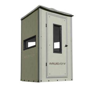 muddy gunner box blind